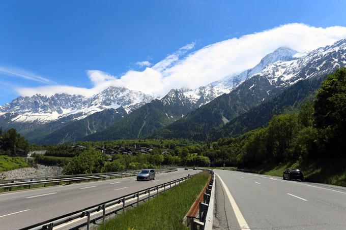 Autobahn, Road trip en Allemagne