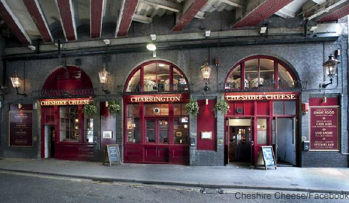 Cheshire, Londres