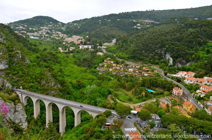 Un road-trip en France - la Côte d'Azur