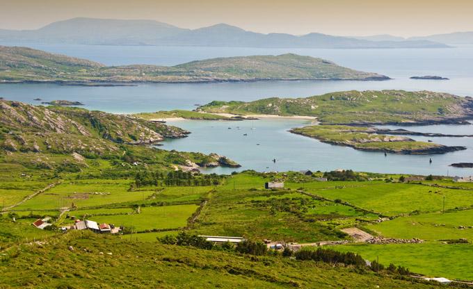 Un road-trip en Irlande : Anneau du Kerry