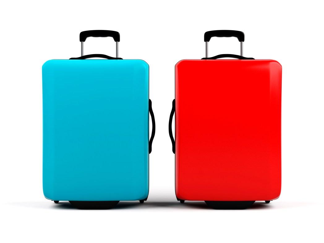 valise rigide
