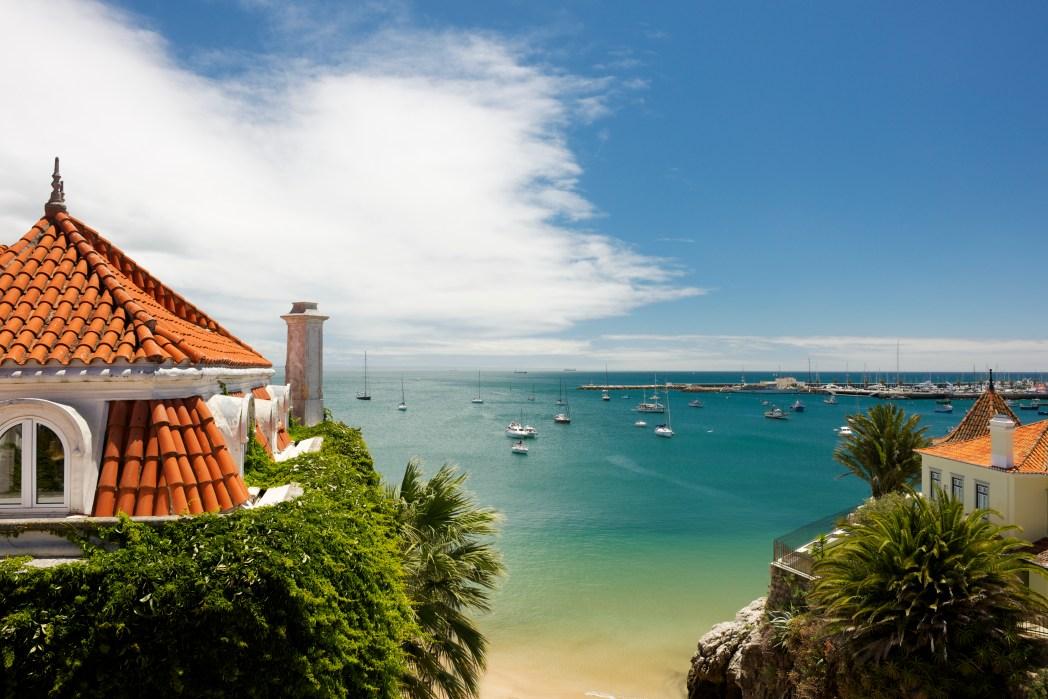 La côte d'Estoril - pour un road-trip au Portugal