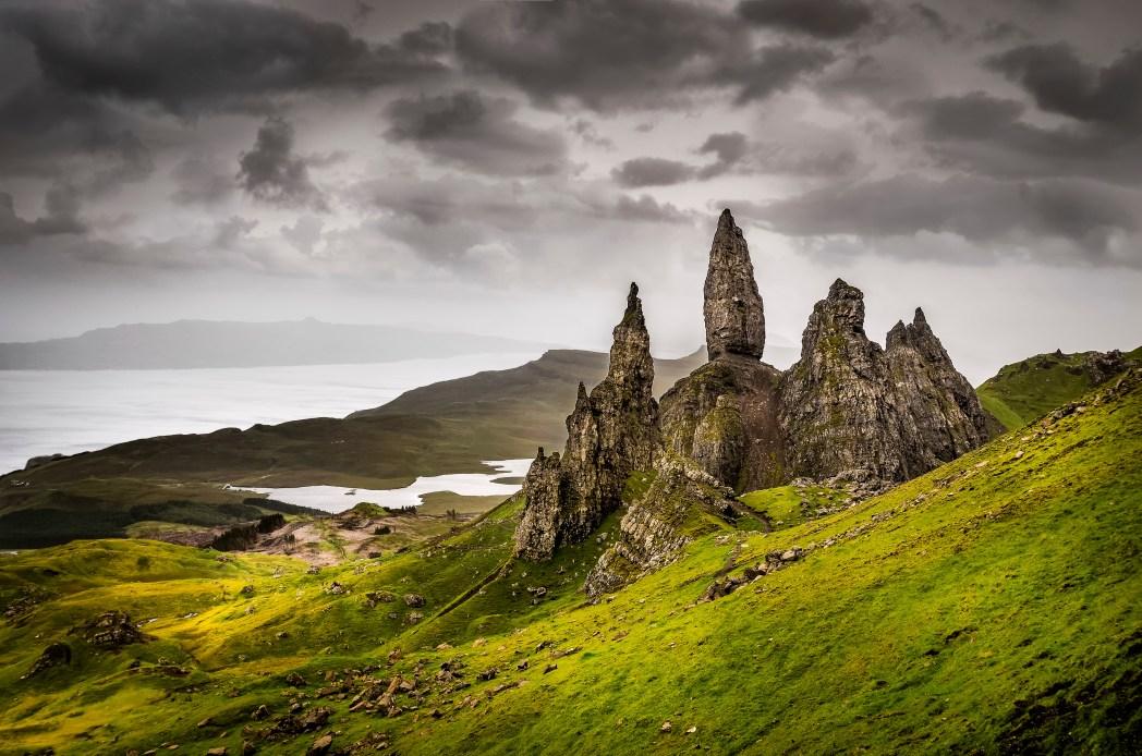 Un road-trip en Écosse : l'île de Skye
