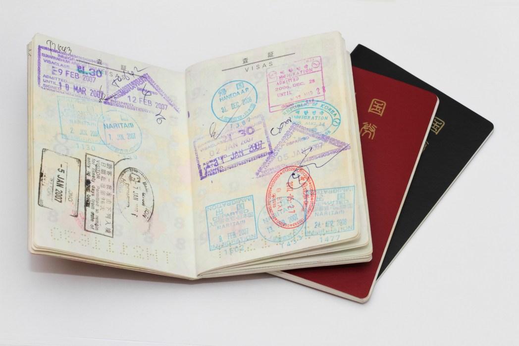 Passeport indispensable pour voyager hors de l'UE