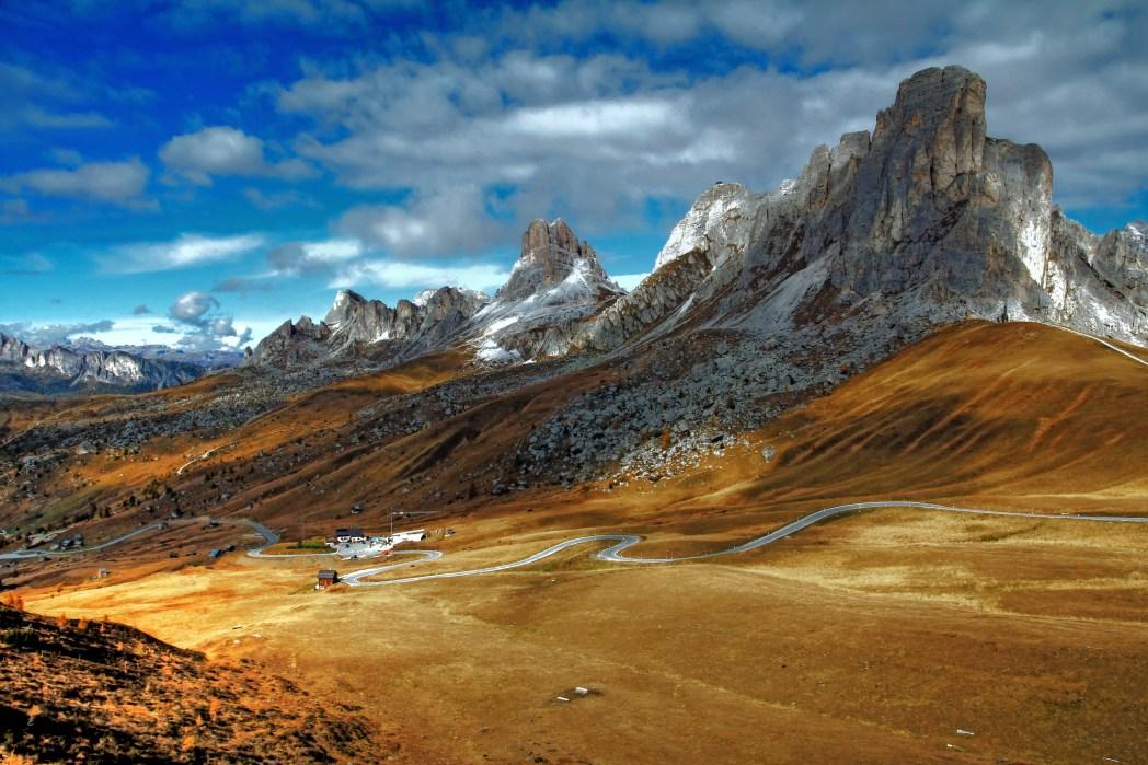 La grande route des Dolomites – Road trip en Italie