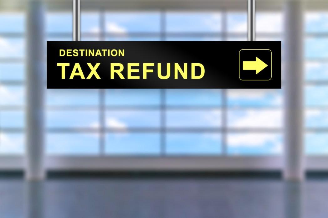 Remboursement des taxes d'avion