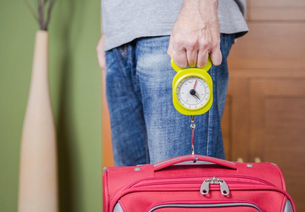 Poids valise