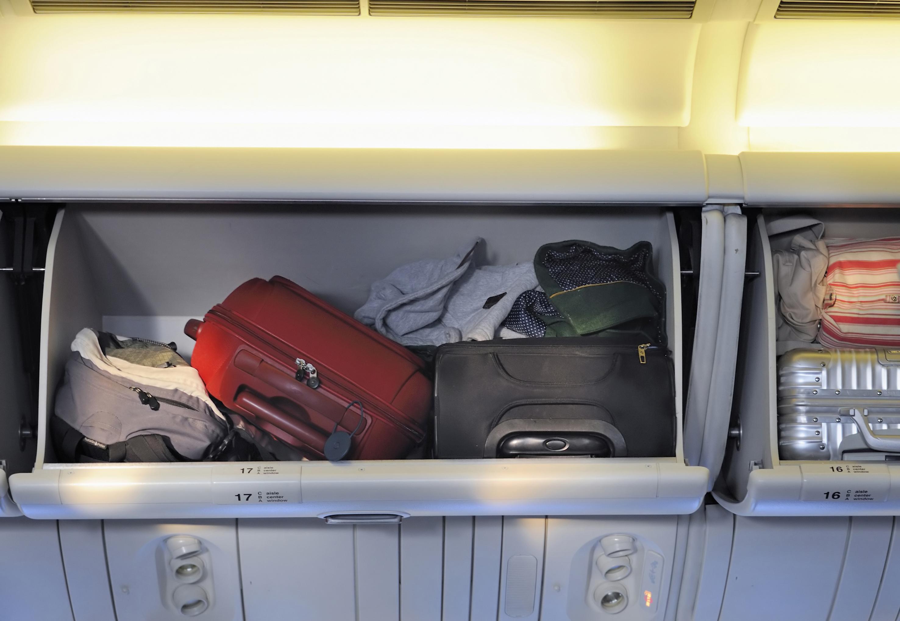 emmener nourriture dans avion