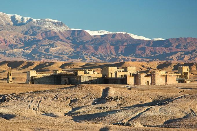 Studios Atlas, Ouarzazate