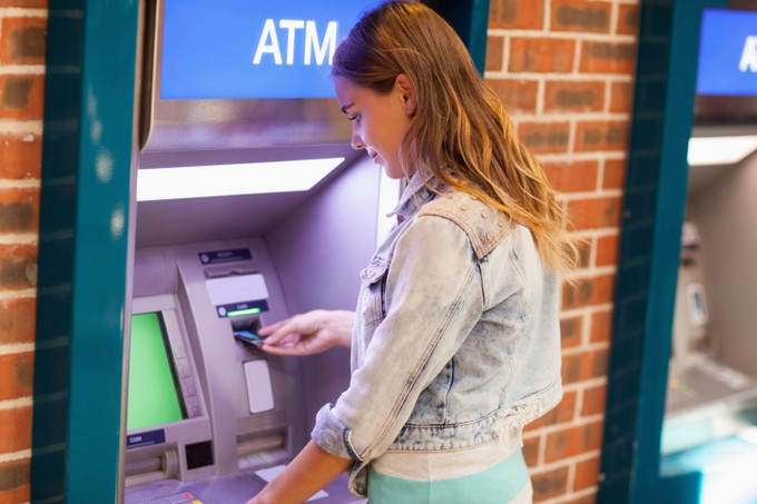 ATM - Distributeur automatique