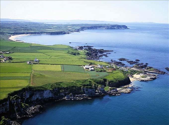 Port de Ballintoy, Irlande du Nord