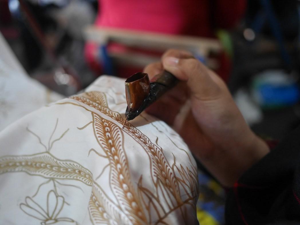 Classe de Batik