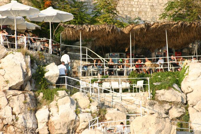 Bar Buza, Dubrovnik