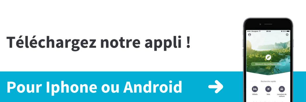 Téléchargez notre application !