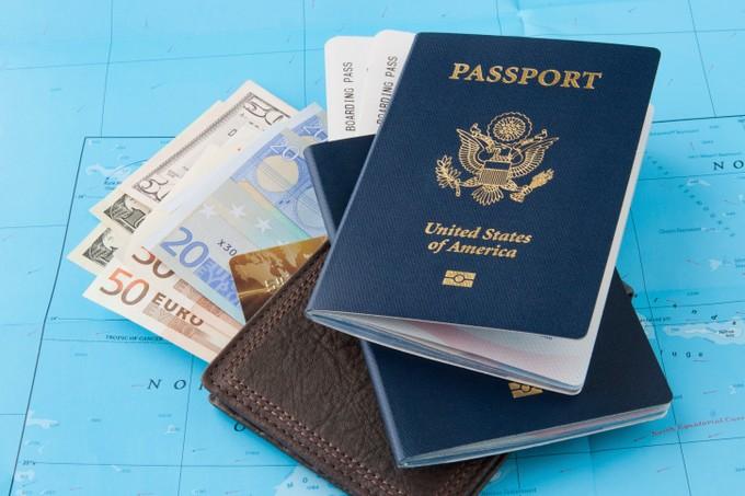 Documents de voyage