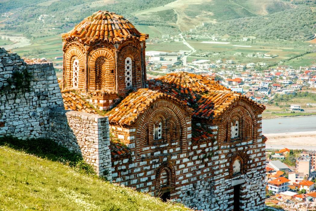 Eglise, Berat