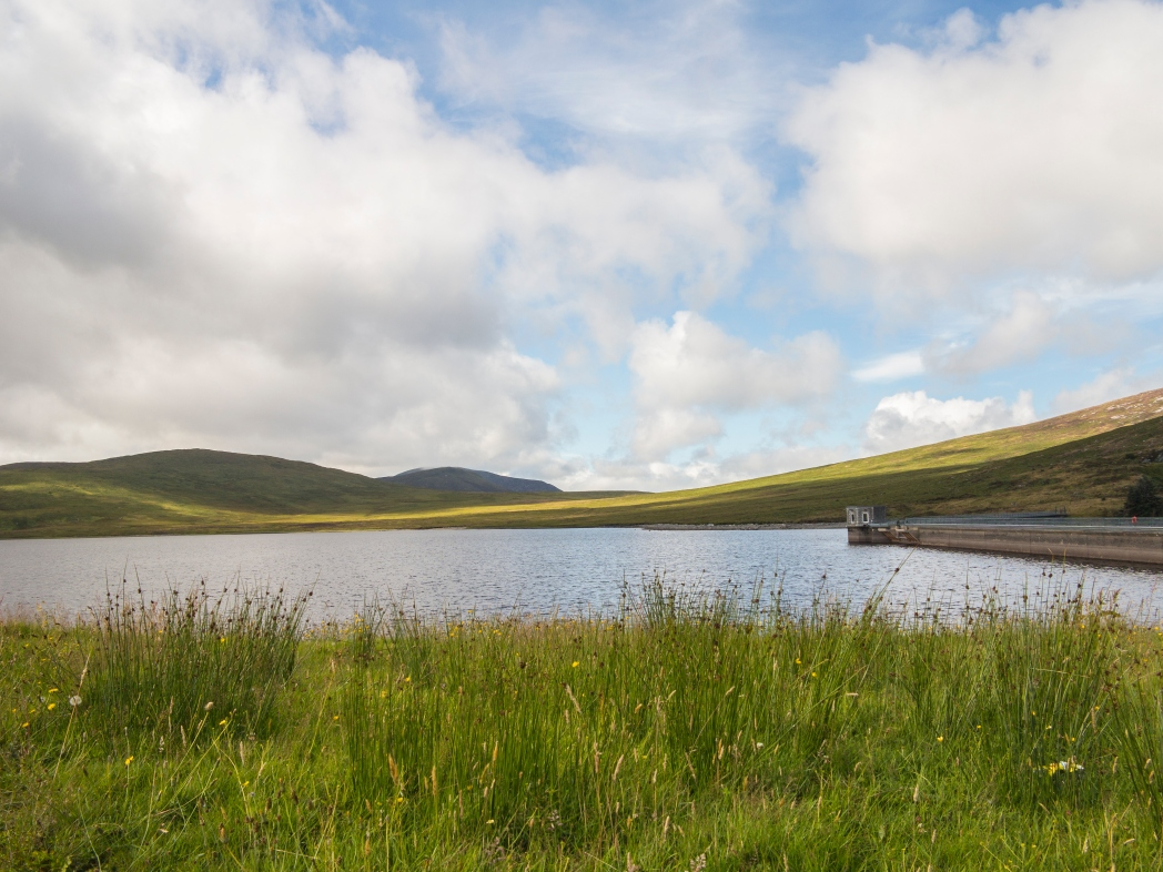 Corbet Reservoir, Northern Ireland