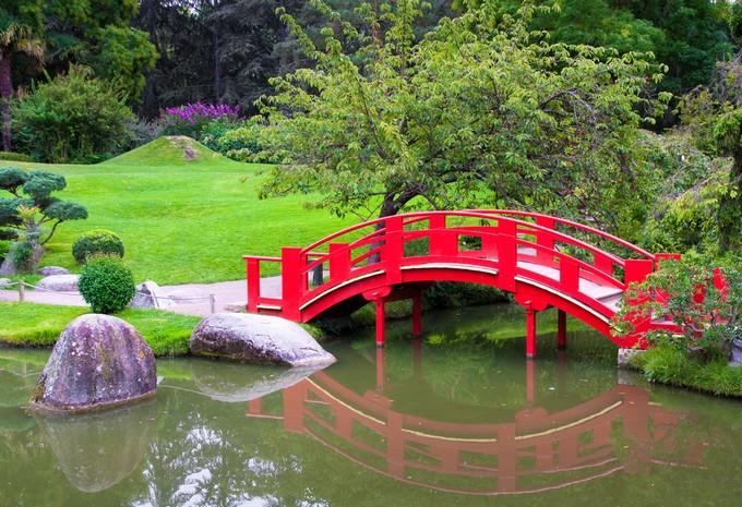 Jardin japonaise de Toulouse