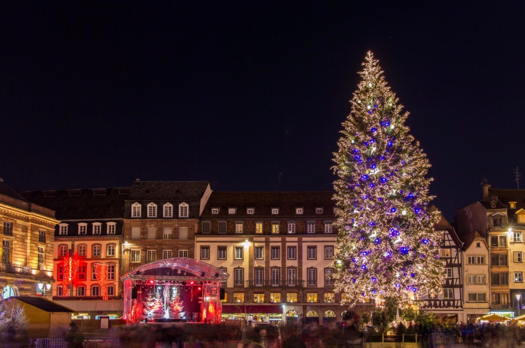 Les plus beaux march s de no l de france skyscanner france - Plus beau marche de noel ...
