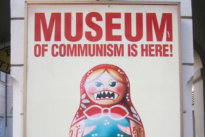 Musée du communisme, Prague