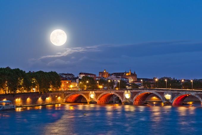 Pont neuf de Toulouse