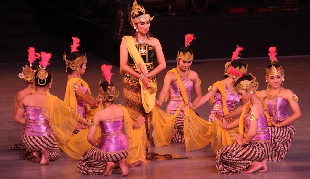 Ballet de Ramayana à Yogyakarta