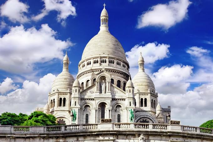 Sacrécoeur, Montmartre