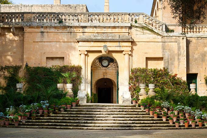 Palais Saint-Antoine, Malte