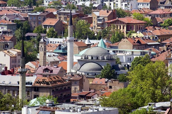 Mosquée de Sarajevo
