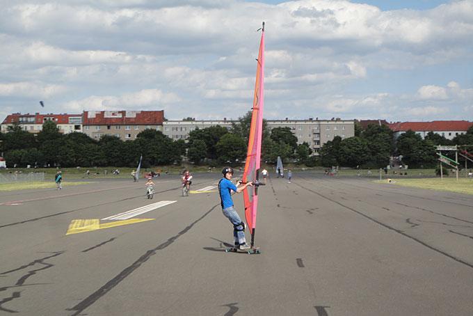 Parc de Tempelhofer Freiheit