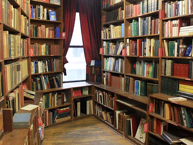 The Strand Books