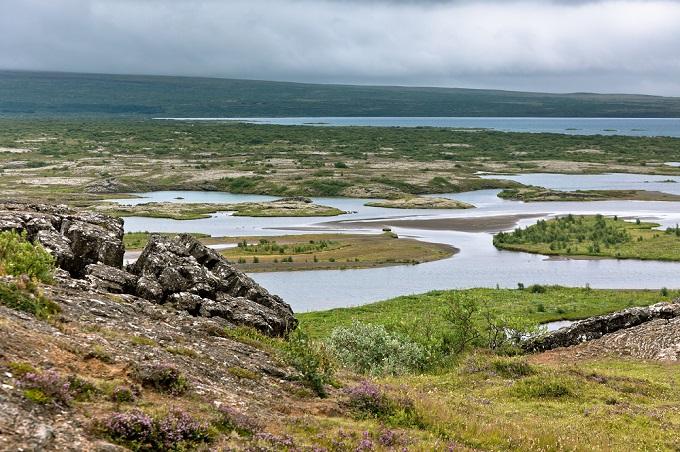 Parc national de Þingvellir, Islande