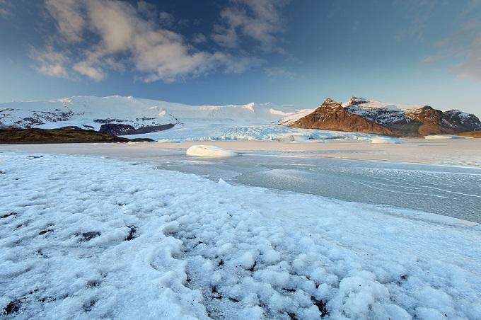 Vatnajökull, Islande